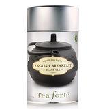 【Tea Forte】罐裝茶系列-英式早餐茶 English Breakfast