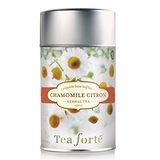 【Tea Forte】罐裝茶系列-洋甘菊香櫞茶 Chamomile Citron