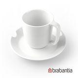 【Brabantia】濃縮咖啡杯組(灰)