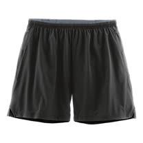 BROOKS 男 兩件式慢跑短褲(210820001)
