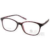 ALAIN DELON眼鏡 百搭典藏款(紅琥珀) #AD20314 RD2