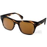 OLIVER PEOPLES太陽眼鏡 懷舊經典偏光款(流線棕) #JACK HUSTON 1003N6