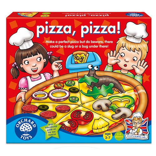 ~英國Orchard Toys~桌遊~PIZZA PIZZA !