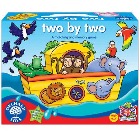 英國Orchard Toys<br>桌遊(諾亞方舟)