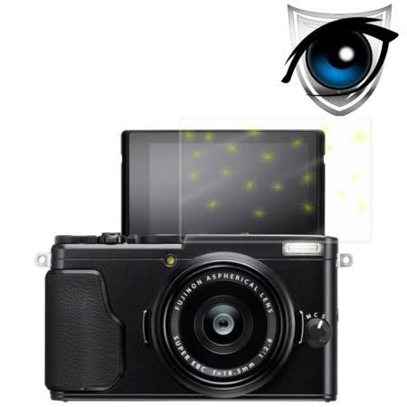 D&A Fujifilm FinePix X70 相機專用日本9抗藍光疏油疏水增豔螢幕貼