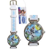 【波克貓哈日網】冰雪奇緣手錶◇造型手錶腕錶◇《雪寶》