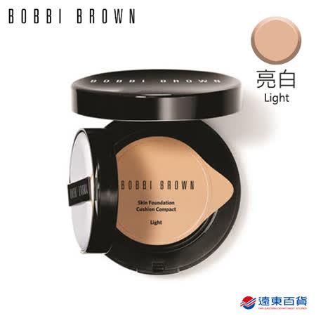 【原廠直營】BOBBI BROWN 芭比波朗 自然輕透膠囊氣墊粉底SPF50 PA+++ 蕊心(#Light亮白)