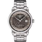 TISSOT LUXURY JUNGFRAUBAHN 特別版機械腕錶-灰/41mm T0864071106110