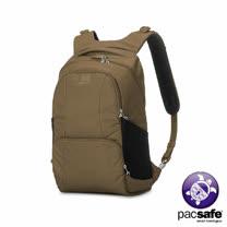 Pacsafe METROSAFE LS450 防盜雙肩背包(25L)(沙褐)