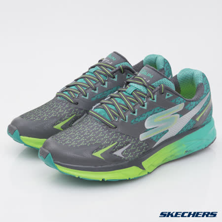 SKECHERS (男) 跑步系列 GO Run Forza - 54105CCGR