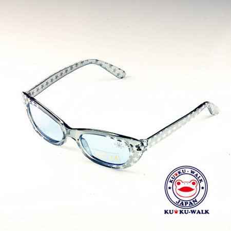 日本Ku Ku Walk儿童太阳眼镜-雷射星星款
