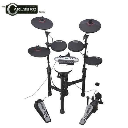 ★CARLSBRO★CSD130 攜帶型可摺疊電子鼓組~含套裝配件!