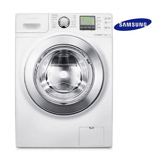 SAMSUNG三星12公斤3D魔力泡泡淨滾筒洗衣機WF1124XBC XTW