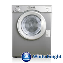 White Knight 3kg滾筒乾衣機 銀灰 英國原裝 303A