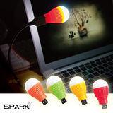 SPARK LED熱氣球造型多功能小夜燈_SPK-5009(綠色)