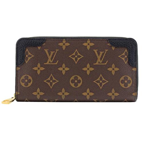Louis Vuitton LV M61855 M61188 Zippy Retiro 花