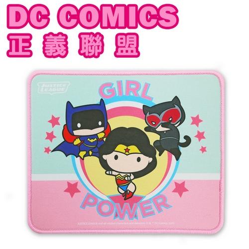 DC COMICS 正義聯盟電競 滑鼠墊~女孩力量  WL~DCMP02