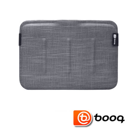 Booq Viper Sleeve  MacBook Air 11 吋专用天然麻硬壳内袋-石磨灰