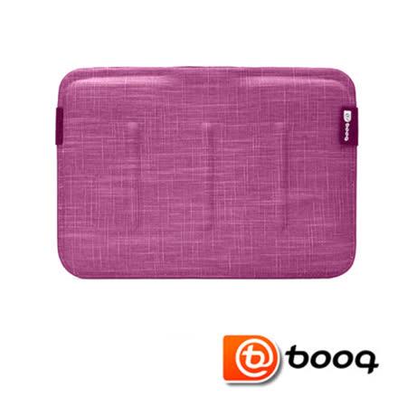 Booq Viper Sleeve  MacBook Air 11 吋专用天然麻硬壳内袋-葡萄紫
