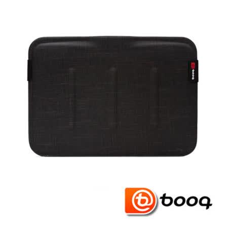 Booq Viper Sleeve  MacBook Air 11 吋专用天然麻硬壳内袋 (黑)