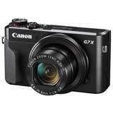 Canon PowerShot G7X Mark II (G7XM2)(公司貨)-送64G記憶卡+ 原廠電池+讀卡機+小腳架+清潔組+保護貼+專用手工包+防潮箱+戶外腳架