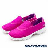 SKECHERS (女) 健走系列 GO Walk 3 - 14047HPK