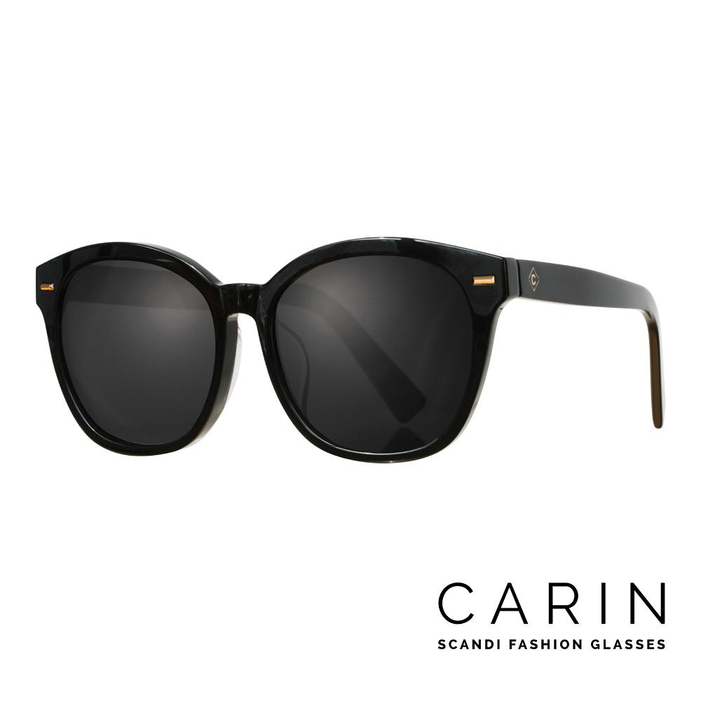 CARIN 韓國名星愛用 款太陽眼鏡 Alto~C1 黑
