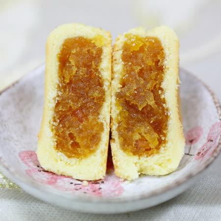 (白鵝山腳普一食品) 金桔鳳梨酥(10入)