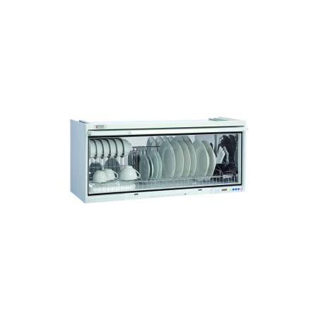 喜特麗 JT-3680Q 懸掛式烘碗機 (銀色/臭氧型)