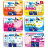 (二入)日本KOSE優白面膜【Q10/玻尿酸/膠原蛋白/薏仁/高浸透/胎盤素】30入 共六款