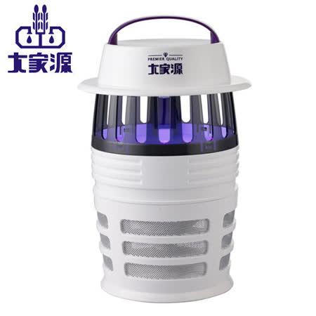 【大家源】UV-LED吸入式捕蚊器 TCY-6302
