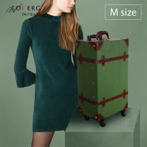【MOIERG】Old Time迷戀舊時光combi trunk (M-19吋) Green