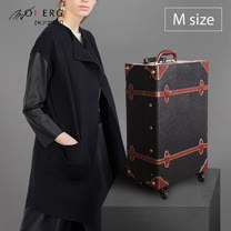 【MOIERG】Old Time迷戀舊時光combi trunk (M-19吋) Black