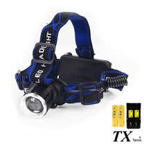 【特林TX】美國CREE XPE LED無段前後變焦照明頭燈(XPE-21-UP-10552b)