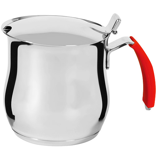 ~EXCELSA~Ciop不鏽鋼附蓋咖啡壺 0.35L