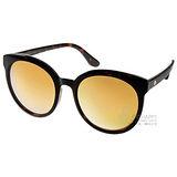 Go-Getter太陽眼鏡 熱銷大框貓眼款(琥珀-黃水銀) #GS4003 C06