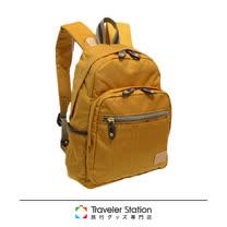 《Traveler Station》SPASSO超輕便休閒後背包(多色任選)