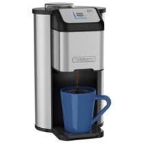 【Cuisinart 美膳雅】全自動研磨美式咖啡機 (DGB-1TW)加贈一磅咖啡豆市價380元+VS908PW 市價980元