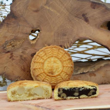 (白鵝山腳普一食品) 狀元餅(10入)