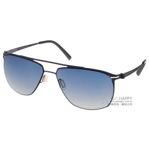 VYCOZ太陽眼鏡 薄鋼工藝 款 藍  #TEELER NAV-NAVY