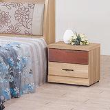 【時尚屋】[5U6]艾美原切橡木床頭櫃5U6-6-03