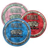 Reuzel 粉紅豬/紅豬/藍豬 水洗式 豬油油性髮油 髮蠟 油頭(40z/113g)