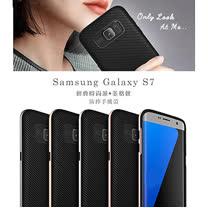VXTRA  Samsung Galaxy S7 5.1吋 防震電鍍雙料手機殼 保護套