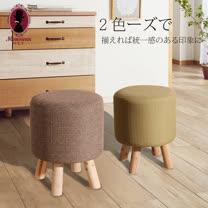旋轉木馬小椅凳-2色可選