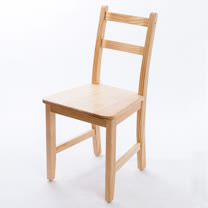 [自然行]- Reykjavik北歐木作椅(扁柏自然色)