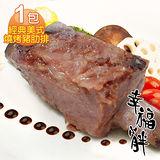 【幸福小胖】經典美式燒烤豬肋排1包(5支/500g/包)