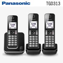 國際牌 Panasonic KX-TGD313TW / KX-TGD313 DECT數位無線電話