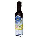 【松鼎】有機黃金亞麻仁籽油*3(250ml/瓶)