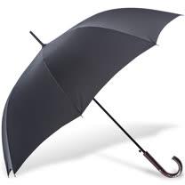 【rainstory】星耀黑抗UV自動開直骨傘
