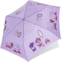 【rainstory】貴賓狗午茶抗UV輕細口紅傘
